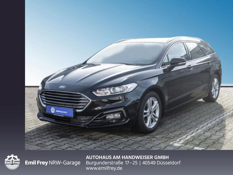 Ford Mondeo Titanium Turnier 2.0 EcoBlue Automatik, Jahr 2019, Diesel