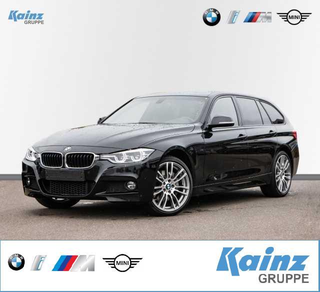 BMW 340i Touring xDrive Aut. M Sport Navi Prof./Adaptiver LED/P. Glasdach/AHK/Harman Kardon/Leder/Komfortzugang, Jahr 2017, Benzin