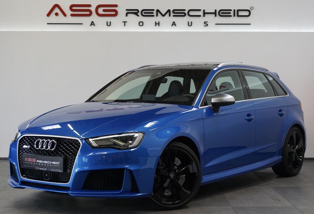 Audi RS3 Sportback S.Tr. *Schale *B&O *Kamera *Pano *, Jahr 2016, Benzin