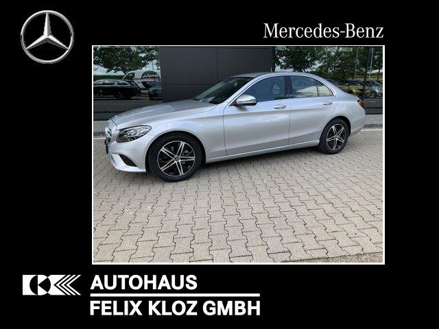Mercedes-Benz C 200 Avantgarde*Navi*LED*Kamera*Spiegel-Paket, Jahr 2020, Benzin