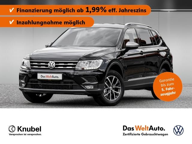 Volkswagen Tiguan Allspace Comfortline 1.5 TSI Nav 7-Sitzer, Jahr 2020, Benzin
