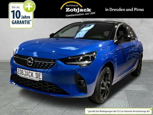Opel Corsa F 1.2T Elegance Navi Kamera LED, Jahr 2020, Benzin