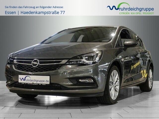 Opel Astra K 1.4 120 Jahre+Navi+Kamera+LED+SHZ+DAB, Jahr 2019, Benzin