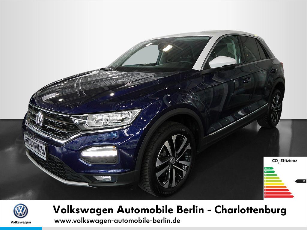 Volkswagen T-Roc 2.0 TDI IQ.Drive, Jahr 2020, Diesel