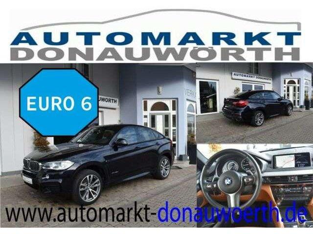 BMW X6 xDrive40d HUD M-Paket GSD KeylessGo 20LM, Jahr 2016, Diesel