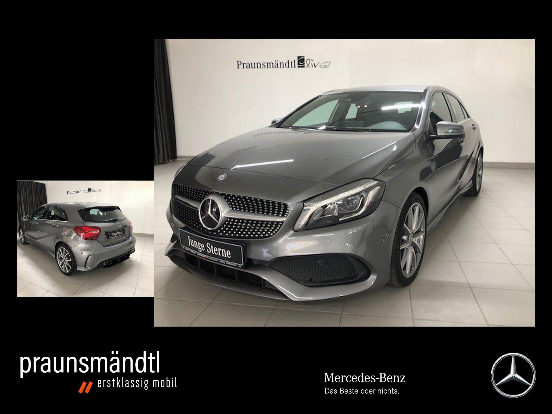 Mercedes-Benz A 250 AMG 4M COMAND/DISTRONIC/Kamera/Tot/LED/18, Jahr 2016, Benzin