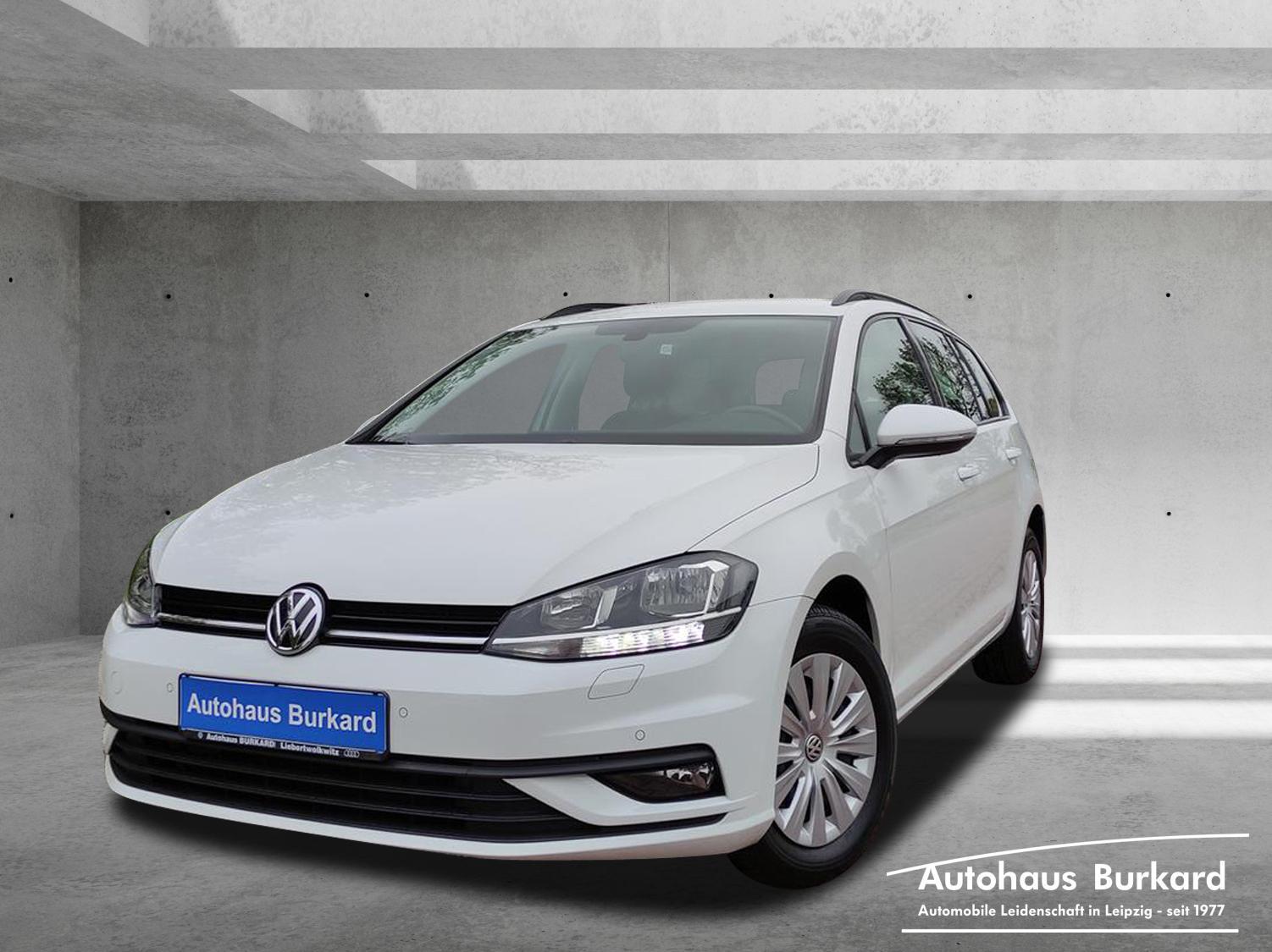 Volkswagen Golf VII Var. 1.6 TDI Trendline+DSG+PDC+LED, Jahr 2017, Diesel