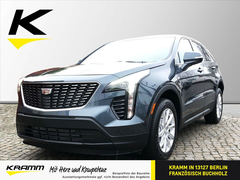 Cadillac XT4 350T AWD Luxury LED Keyless e-Sitze Rückfahr, Jahr 2021, Benzin
