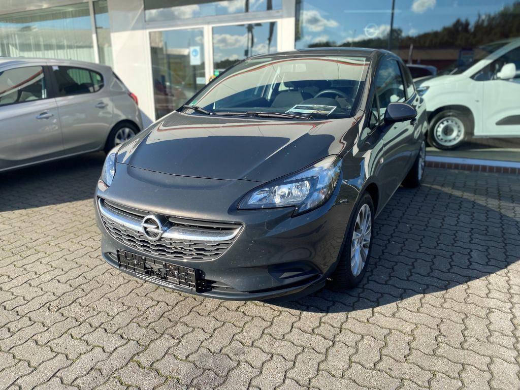 Opel Corsa 1.4 Edition PDC SHZ LHZG Allwetter ALU, Jahr 2016, Benzin