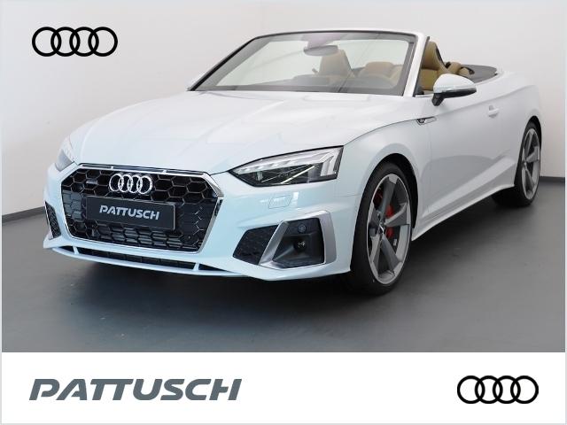 Audi A5 Cabrio S line 50 TDI quattro 286PS Individual, Jahr 2021, Diesel