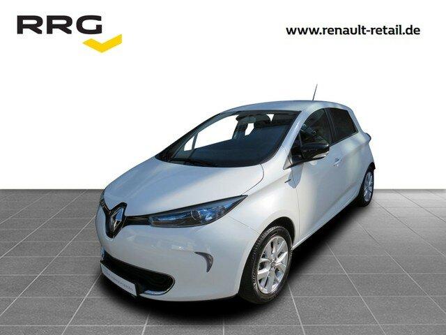 Renault Zoe Life Z.E. 40 incl. Batterie!!! wenig km!!!, Jahr 2019, Elektro
