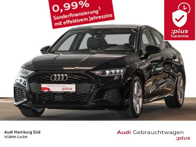 Audi A3 Limousine 30 TFSI S line OPTIKPAKET/AHK/SITZHZG/SOUND, Jahr 2020, Benzin