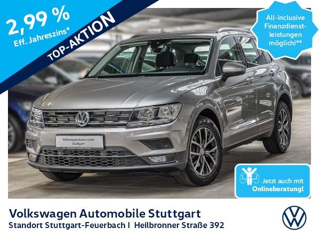 Volkswagen Tiguan 1.4 TSI Comfortline Navi, Jahr 2018, Benzin