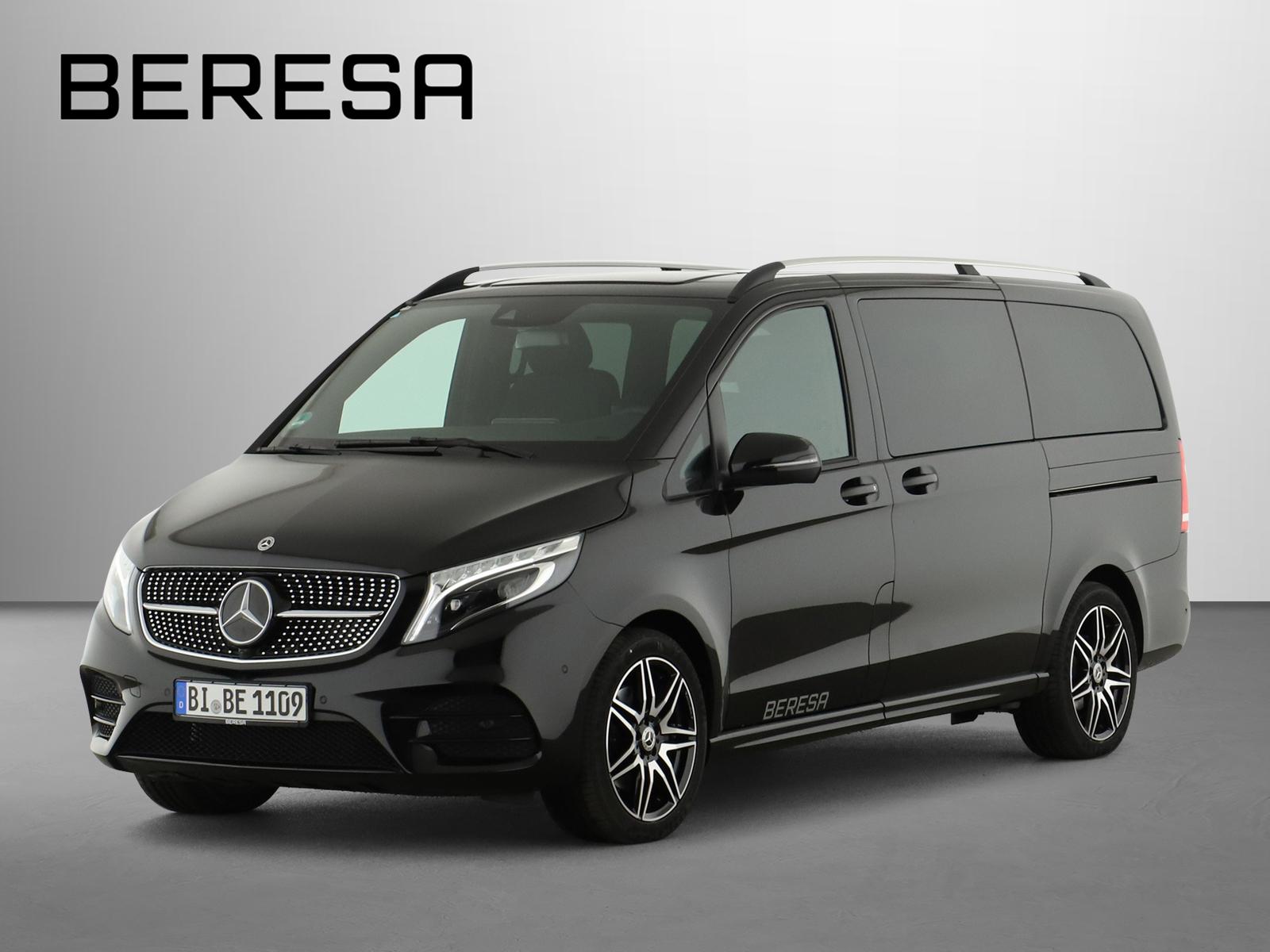 Mercedes-Benz V 300 Edition Lang Fahrassist. Airmatic, Jahr 2021, Diesel