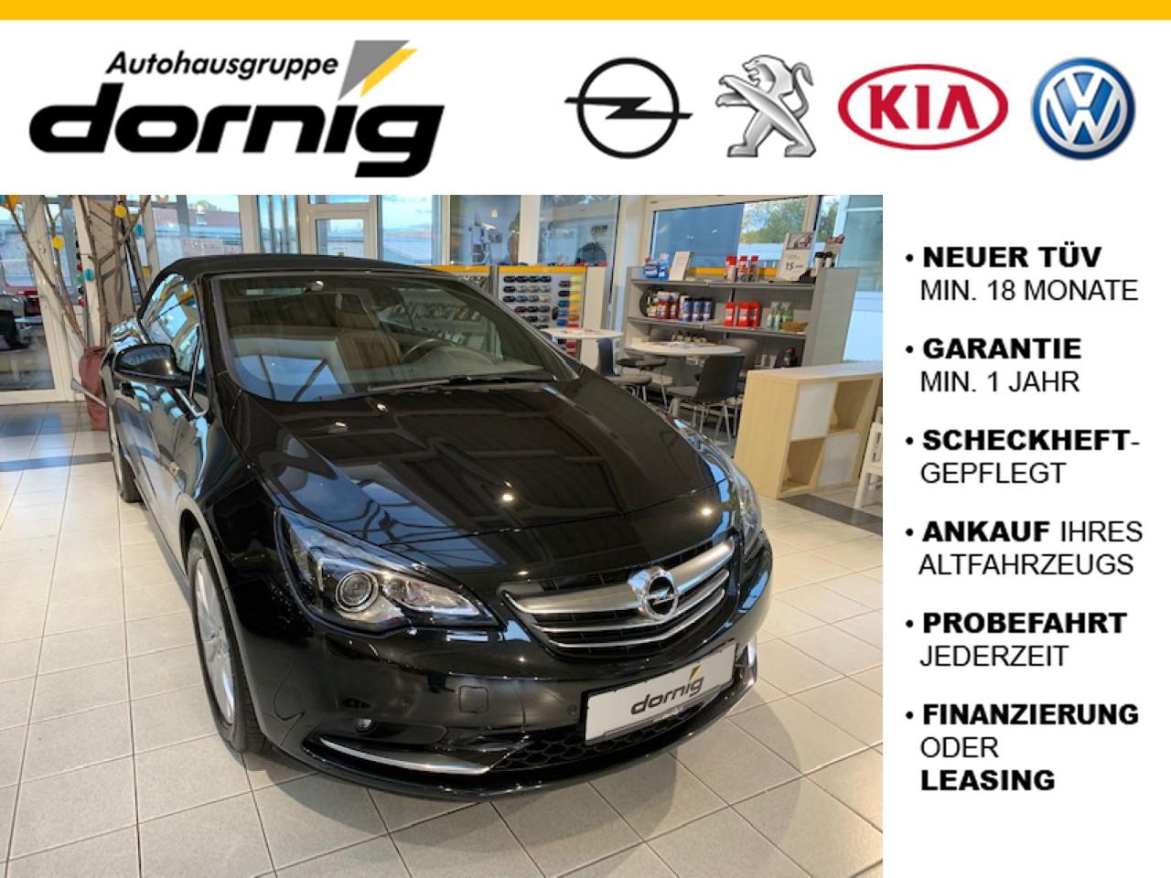 Opel Cascada 1.6 ECOTE Innov.,Navi, Leder, Jahr 2015, Benzin