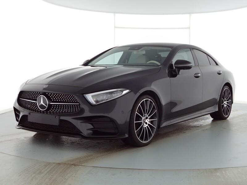 Mercedes-Benz CLS 300 d AMG*Burmester*Comand*360°*Night*Multib, Jahr 2020, Diesel