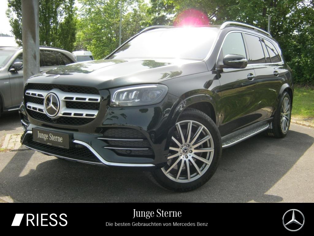 Mercedes-Benz GLS 400 d 4M AMG Sport Pano Sitzkl Burmes AHK Di, Jahr 2020, Diesel