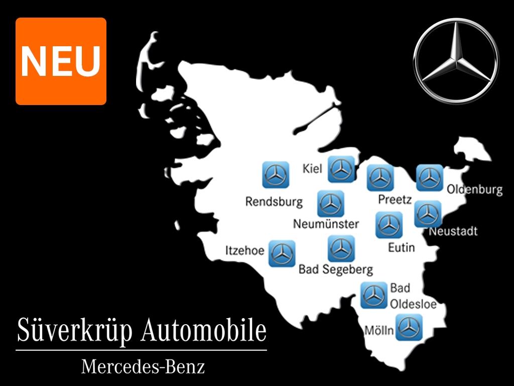 Mercedes-Benz GLC 200 4M +LED+PDC+Tempomat+SHZ+Navi+CarPlay+, Jahr 2020, Benzin
