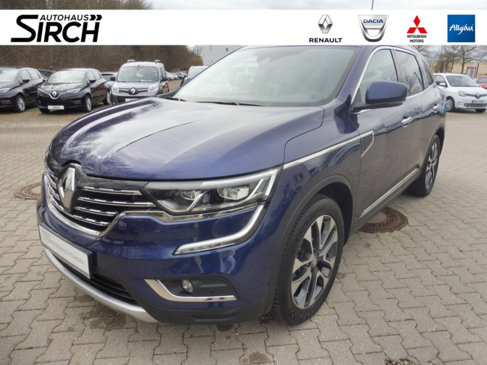 Renault Koleos LIMITED 4x4 dCi 175 EDC, Jahr 2018, Diesel