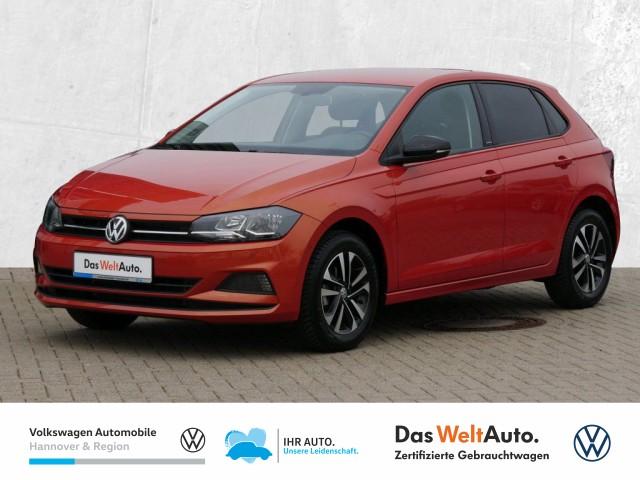 Volkswagen Polo 1.0 TSI IQ.DRIVE Navi ACC PDC Klima Sitzheizung, Jahr 2020, Benzin