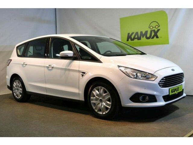 Ford S-Max 2.0 TDCI EU6+Nav+Sportsitze+Business-Paket, Jahr 2015, Diesel