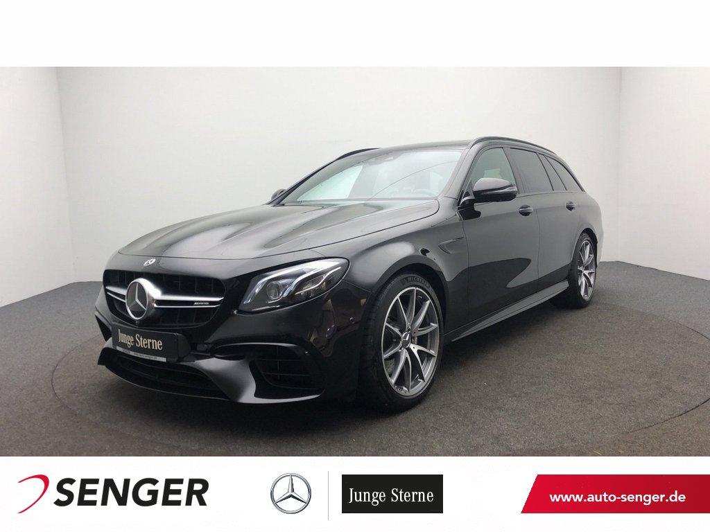 Mercedes-Benz E 63 T AMG S 4M+ Drivers-Pack Night Perf-AbGas, Jahr 2018, Benzin