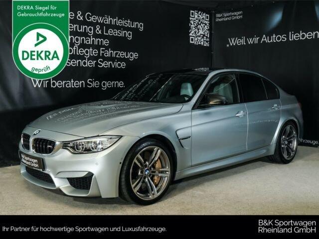 "BMW M3 KERAMIK/DRIVER'S/MERINO/H&K/19""/HuD, Jahr 2015, Benzin"