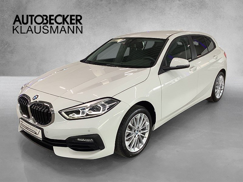 BMW 118 finanzieren