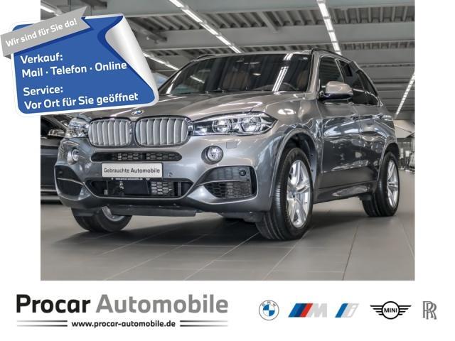 BMW X5 M50d Head-Up H/K LED DA+ Standh. Fond Entert., Jahr 2018, Diesel
