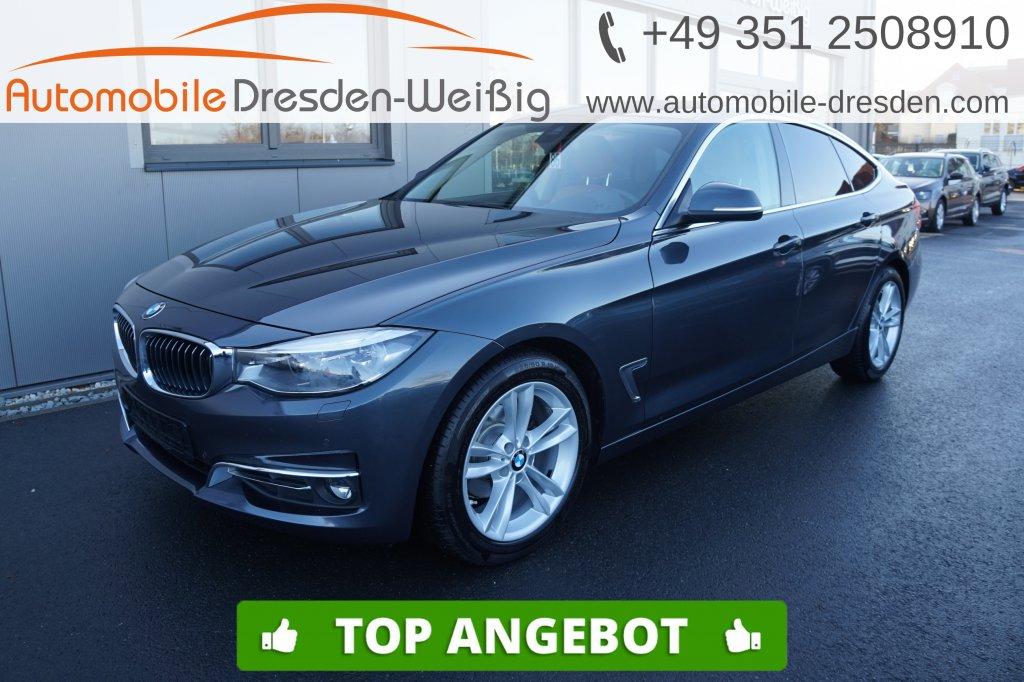 BMW 318 Gran Turismo d Luxury Line*Navi*HeadUp*Leder, Jahr 2017, Diesel