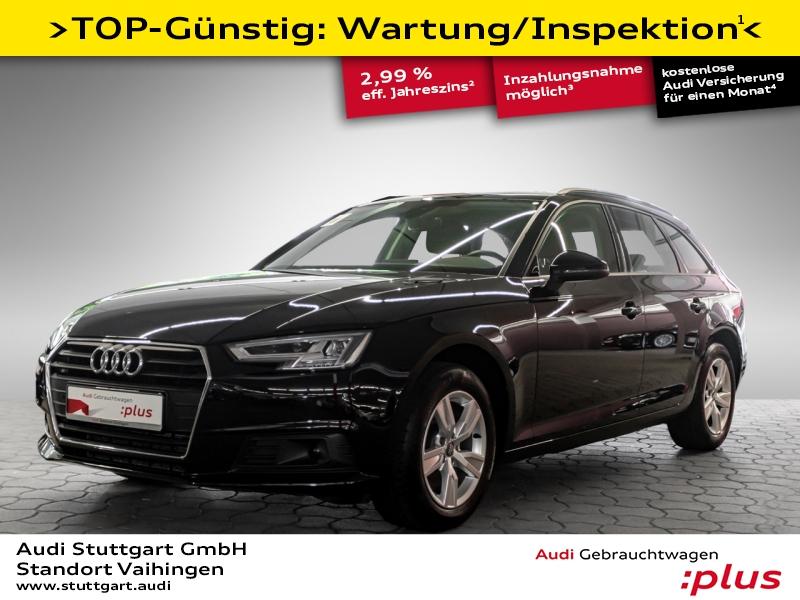 Audi A4 Avant 2.0 TDI AHK ACC LED virtCo PDCplus, Jahr 2018, Diesel