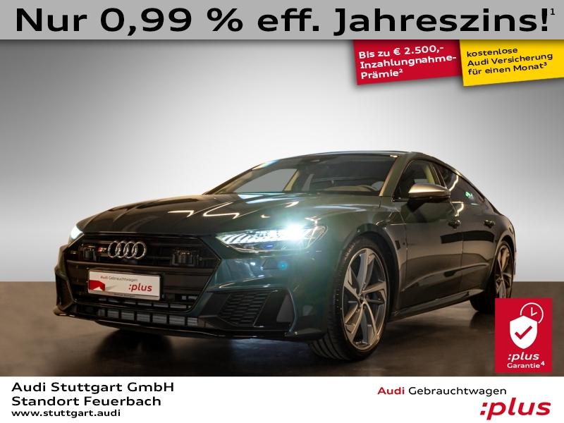 Audi S7 Sportback TDI tiptronic Head-up AIR HD-Matrix, Jahr 2019, Diesel