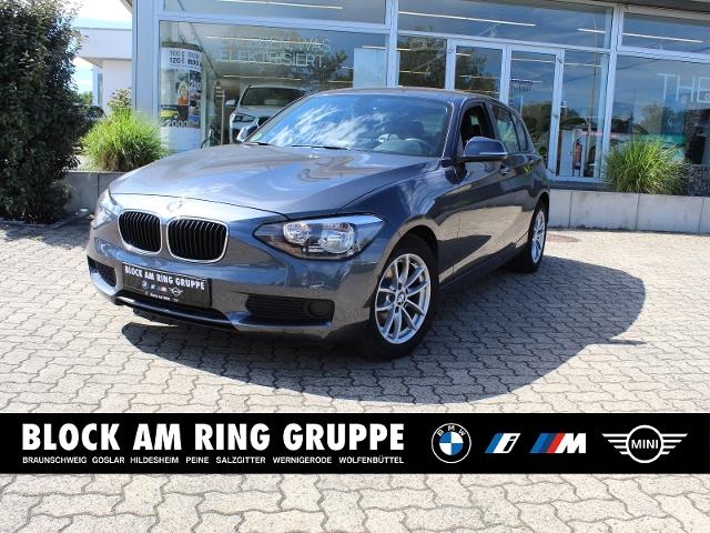BMW 116i 5-Türer KLIMA ALU, Jahr 2013, Benzin