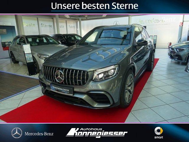 Mercedes-Benz GLC 63 S 4M+ AMG*NIGHT*PSD*Memory*V/max*Assisten, Jahr 2018, Benzin