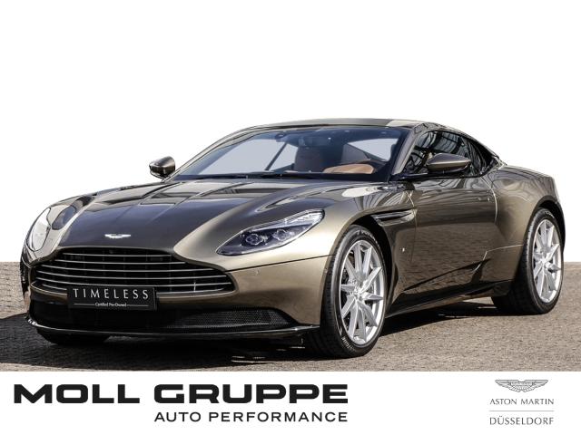 Aston Martin DB11 Launch Edition V12, Arden Green, Jahr 2016, Benzin