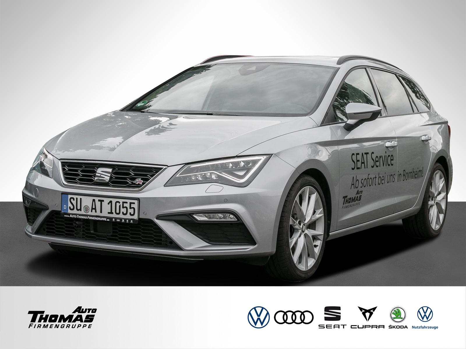Seat Leon ST FR 1.5 TSI 110 kW (150 PS) 7-Gang-DSG, Jahr 2019, Benzin