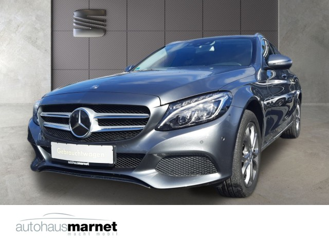 Mercedes-Benz C 250 C-Klasse C 250 Kombi 2.2 Blue Tec Avantgarde d 4Matic LED, Jahr 2016, Diesel
