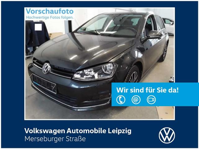Volkswagen Golf VII 1.2 TSI Allstar *GRA*SHZ*PDC*, Jahr 2016, Benzin