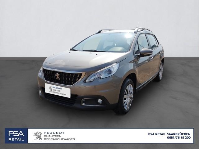 Peugeot 2008 Active 1,2l110PS Klima SHZ PDC ISOFix, Jahr 2016, Benzin
