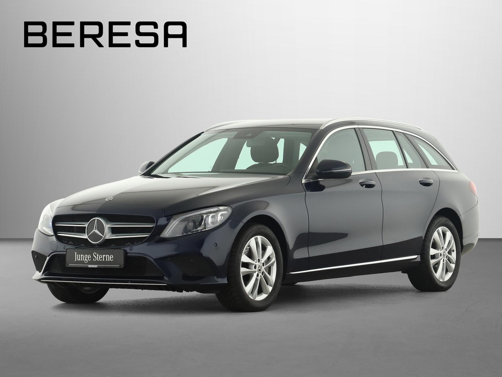 Mercedes-Benz C 300 d T Avantgarde Comand Multibeam Kamera, Jahr 2019, Diesel