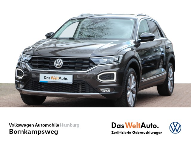 Volkswagen T-Roc 1.5 TSI Style DSG ACC/NAVI/LED, Jahr 2019, Benzin