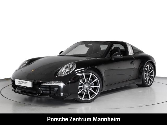 Porsche 911 Targa 4 Kamera SportabGas SHZ BOSE 20'', Jahr 2015, Benzin