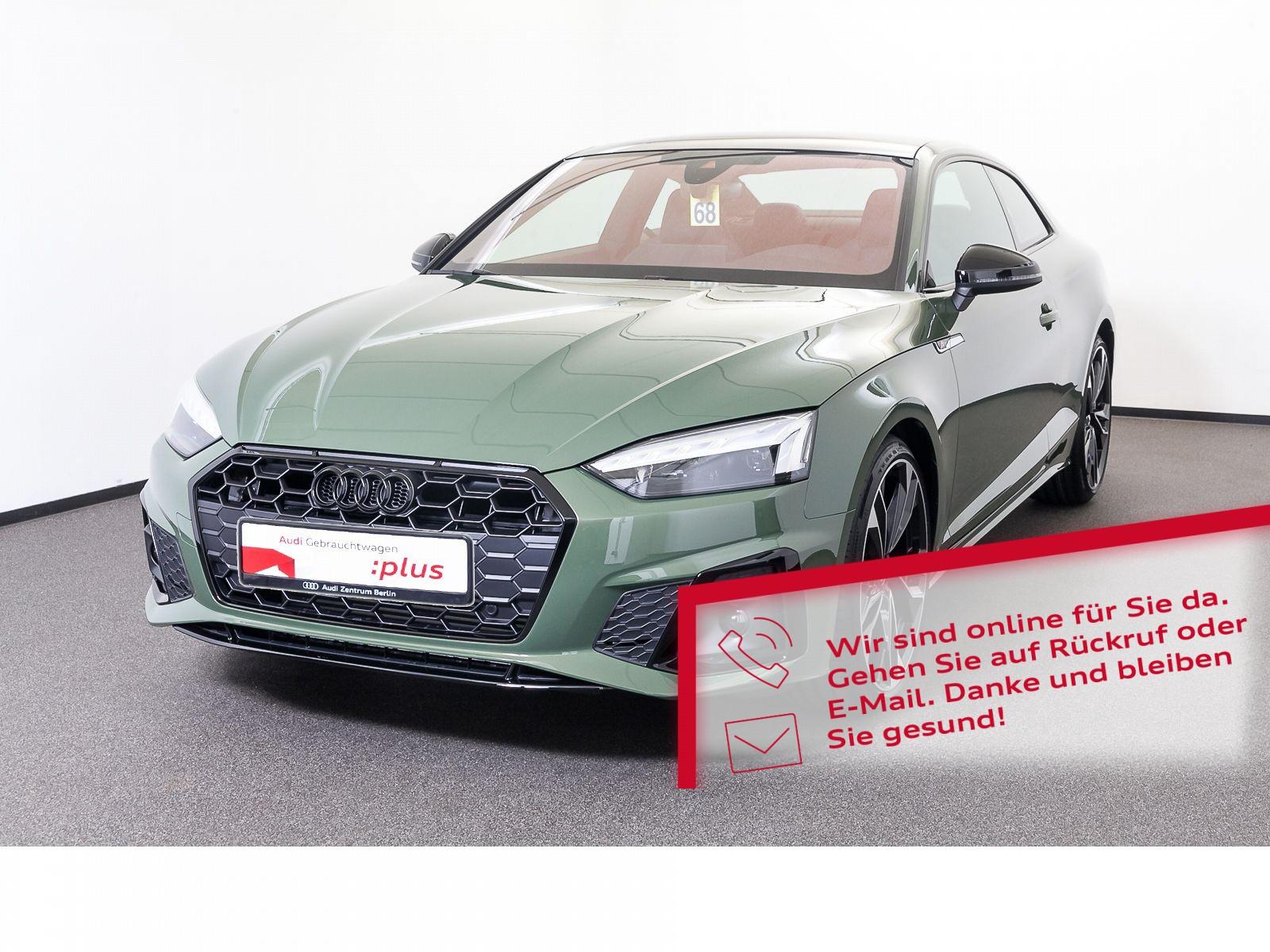 Audi A5 Coupé edition one 40 TFSI S tronic, Jahr 2020, Benzin