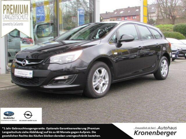 Opel Astra J ST 1.4 Selection Klima, Jahr 2014, Benzin