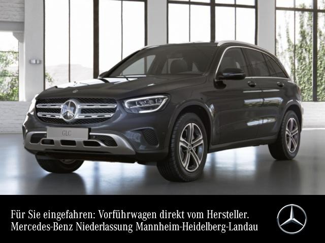 Mercedes-Benz GLC 200 d 4M LED AHK Kamera 9G Sitzh Sitzkomfort, Jahr 2019, diesel