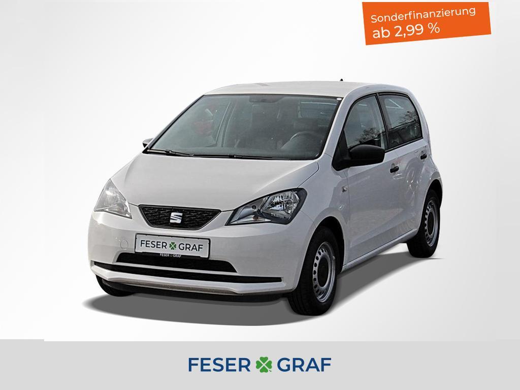 Seat Mii 1.0 60 PS 4-TÜRIG Klima/EL.FENST./ZV/Radio, Jahr 2017, Benzin