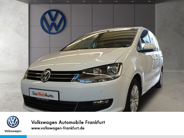 Volkswagen Sharan 1.4 TSI DSG Comfortline Navi Klima 7-Sitzer SHARAN CLBMT 110 TSID6F, Jahr 2018, Benzin