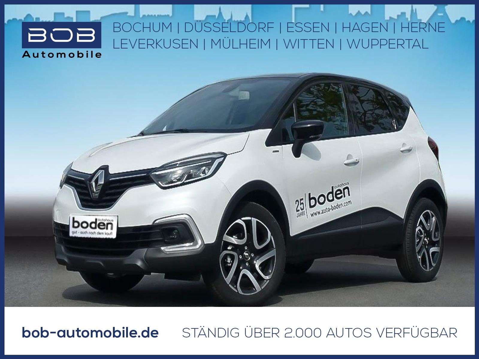 Renault Captur BOSE Edit.TCe 150 GPF NAVI SHZ PDC KLIMA, Jahr 2019, Benzin