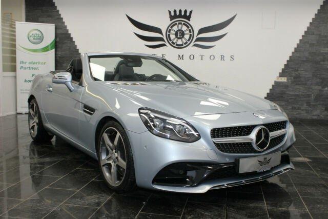 Mercedes-Benz SLC 250d*AMG*MAGIC-SKY*LED*PANO*H&K*AIRSCARF*9GT, Jahr 2016, Diesel
