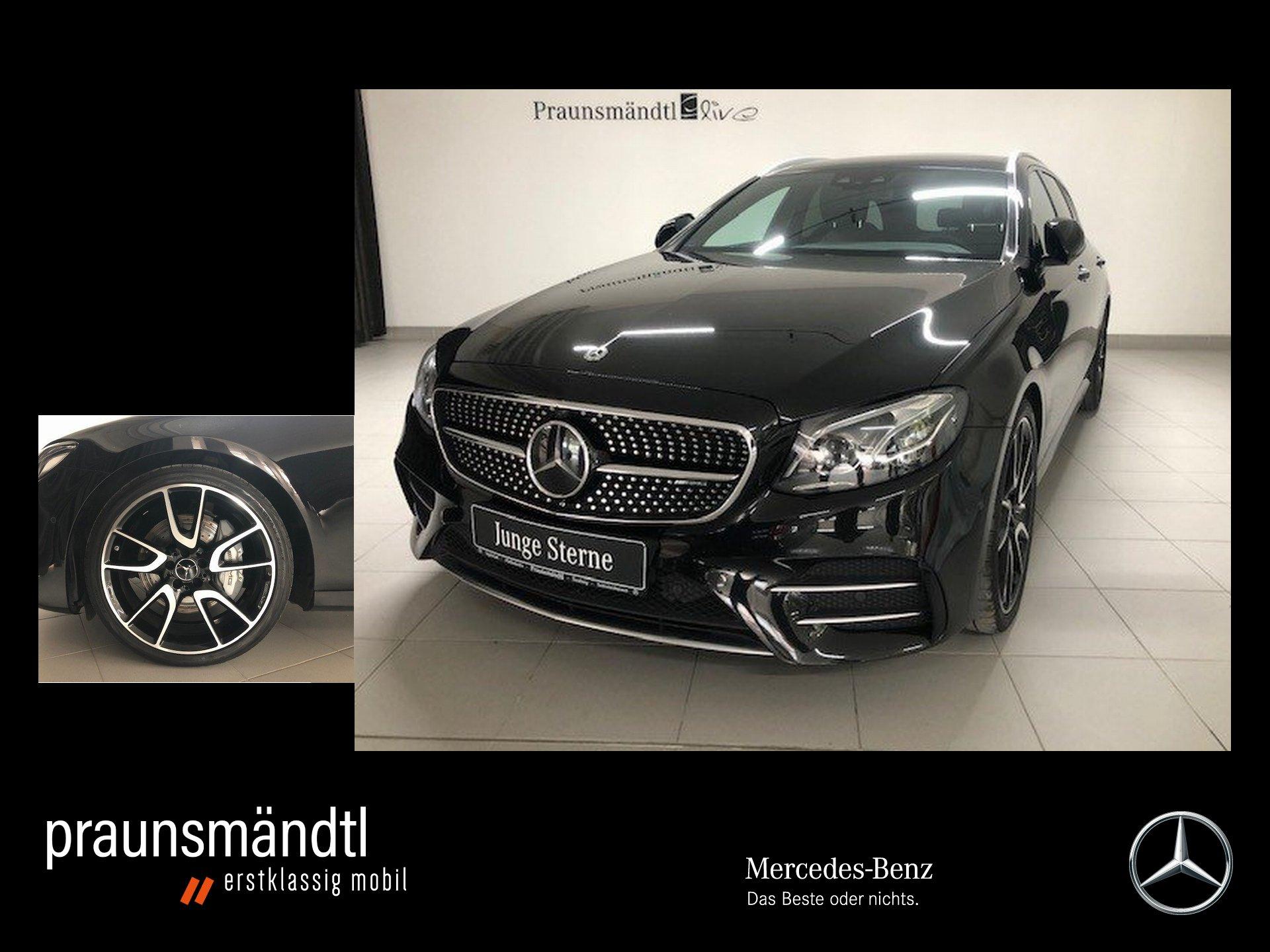 Mercedes-Benz AMG E 43 T 4M LED/Sound/Standhz/Pano/360°/Distro, Jahr 2017, Benzin